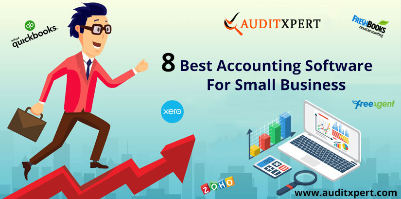 8 Best Accounting Software For Small Business