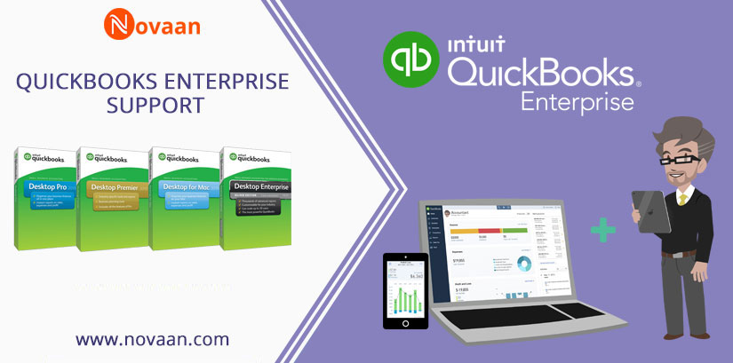 QuickBooks Enterprise Support