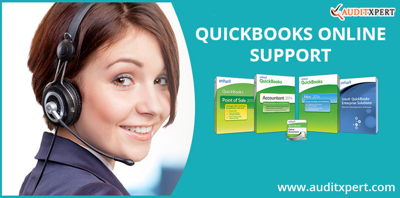 QuickBooks online support