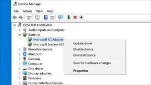 Update System Driver Screenshot