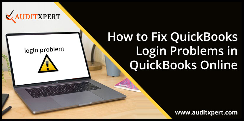 QuickBooks Online(QBO) Login Problems - Learn How to Fix