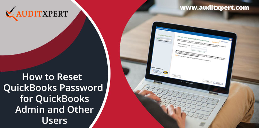 How to Reset QuickBooks Password for QuickBooks Admin and Other Users