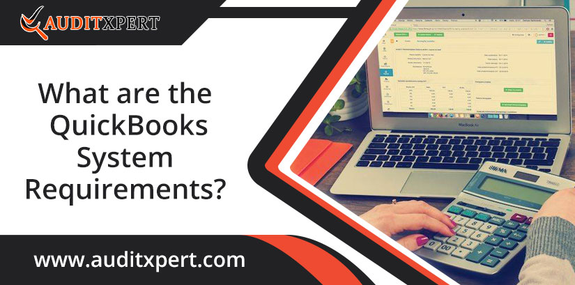 What are the QuickBooks System Requirements?