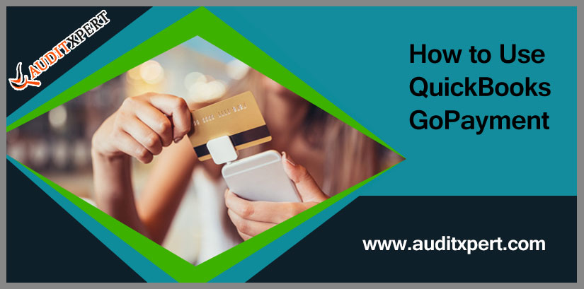 How to Use QuickBooks GoPayment