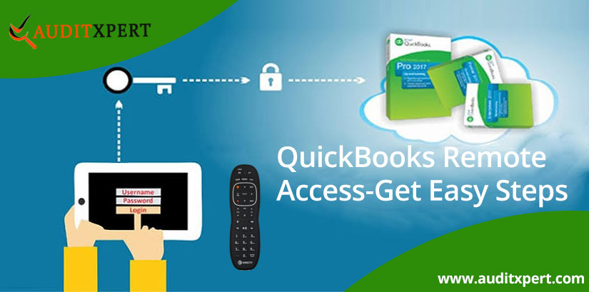 QuickBooks Remote Access-Get Easy Steps