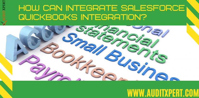 Salesforce QuickBooks Integration