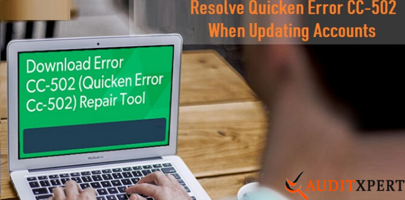 How To Resolve Quicken Error CC-502