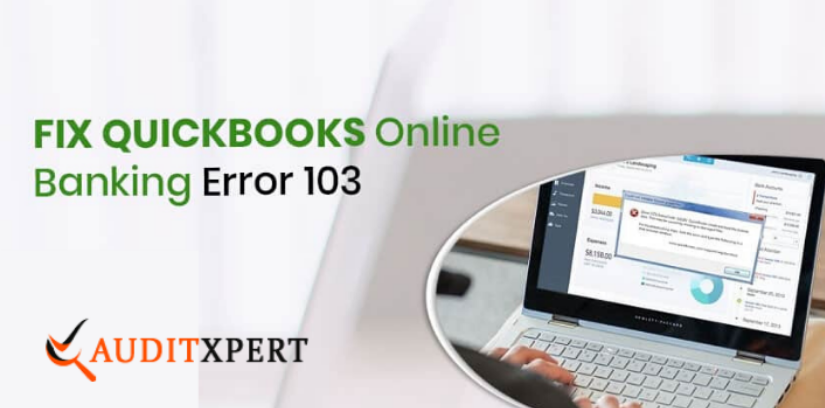 How to resolve Quickbooks error 103