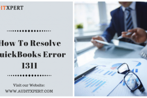 How To Resolve QuickBooks Error 1311