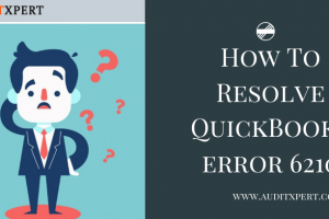 How To Resolve QuickBooks error 6210