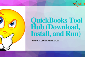 QuickBooks Tool Hub (Download, Install, and Run)