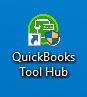 QuickBooks Tool Hub Icon Snapshot